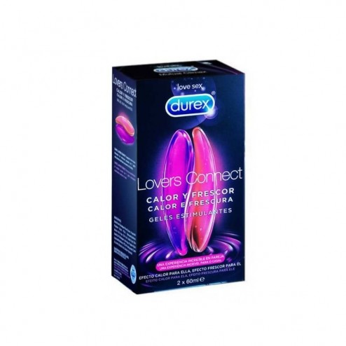 Durex Lovers Connect Gel Estimulante 60 ml 2 unidades