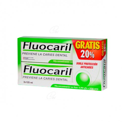 Fluocaril Bi-Fluore X 2 125 ml