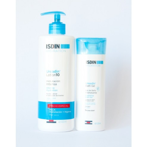 Ureadin Pack Loción 400ml + Gel de baño 200 ml