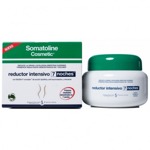 Somatoline Cosmetic Reductor Intensivo Noche 450ml