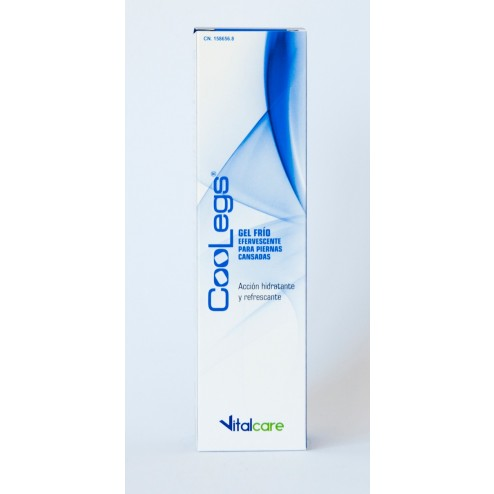 Coolegs Gel Frío piernas cansadas en spray 150 ml