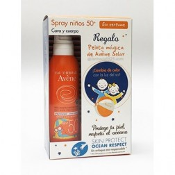 Avene Pack Spray 50+ Niños + Regalo