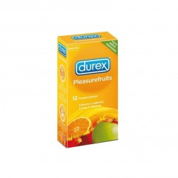 Durex Pleasurefruits 12 unidades
